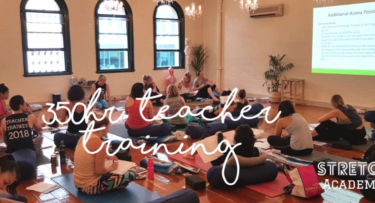 350 Hour Yoga Teacher Training - 2020 Intake
