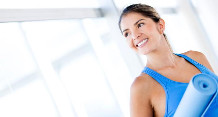 Meditative Pilates: Beginners 4-week mat course
