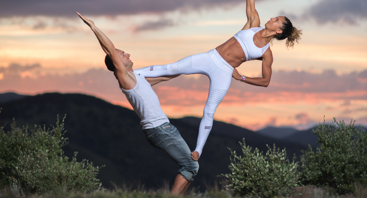 Yoga Beyond: ACROVINYASA Playground (Sunday AM)