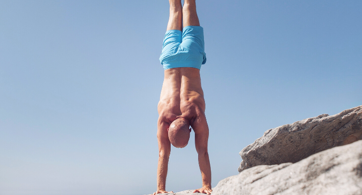 Yoga Beyond: Journey to Handstand (Saturday AM)
