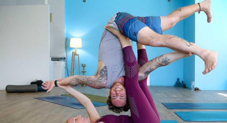 Moscow Rainbow Partner Yoga Teacher Training-September 2020