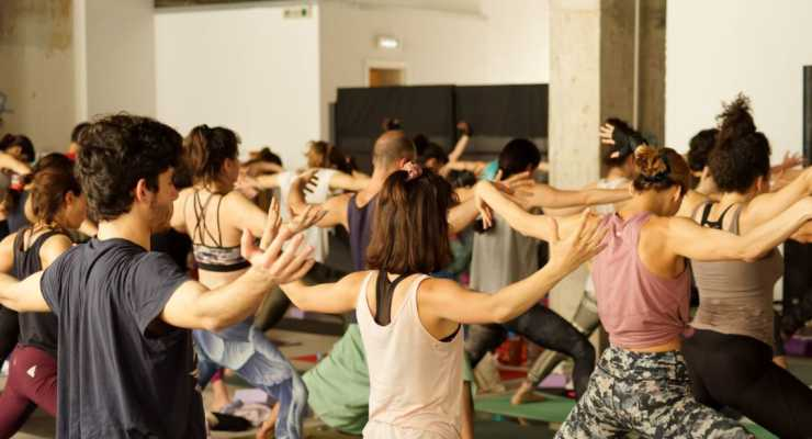 Forrest Yoga Workshops with Ana Forrest and Jose Calarco, New Zealand International Yoga Festival