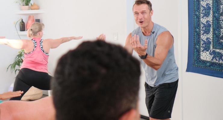 Yoga for Mental Health - 3 Full Days Immersion Workshop with Keenan Crisp