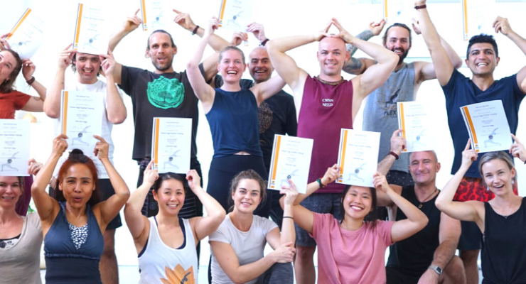Part-time 200hr Yoga Teacher Training in Brisbane