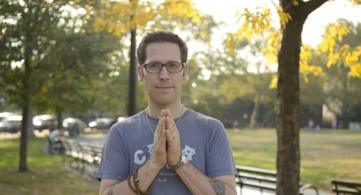 J. Brown 'Gentle is the New Advanced': 2 Day Yoga Intensive