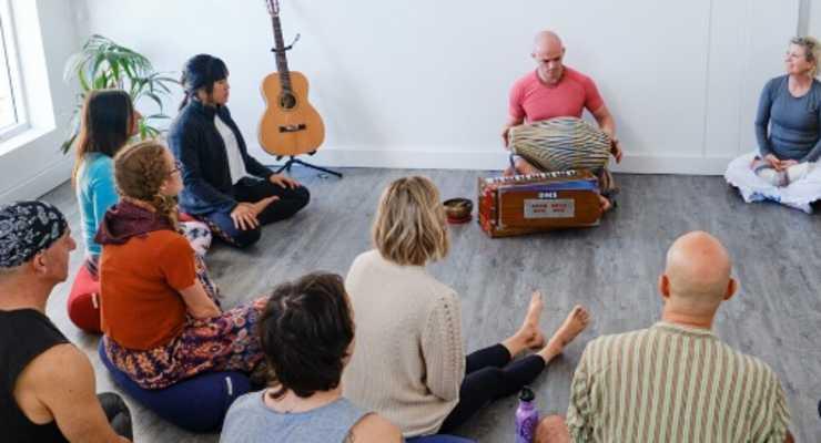 Kirtan Night - Sacred Sounds and Deep Meditation