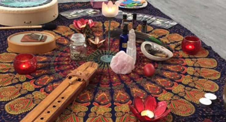 Yin Sound Chakra Healing