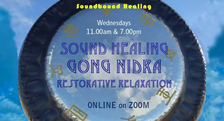 Gong Nidra Restorative Relaxation