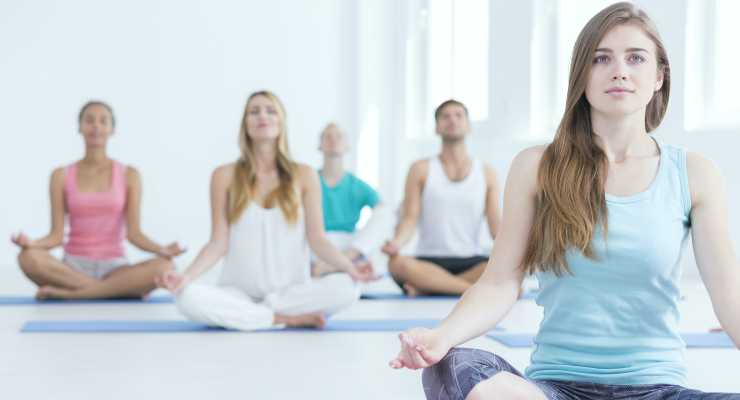 Introduction to Meditation: 4 Week Course