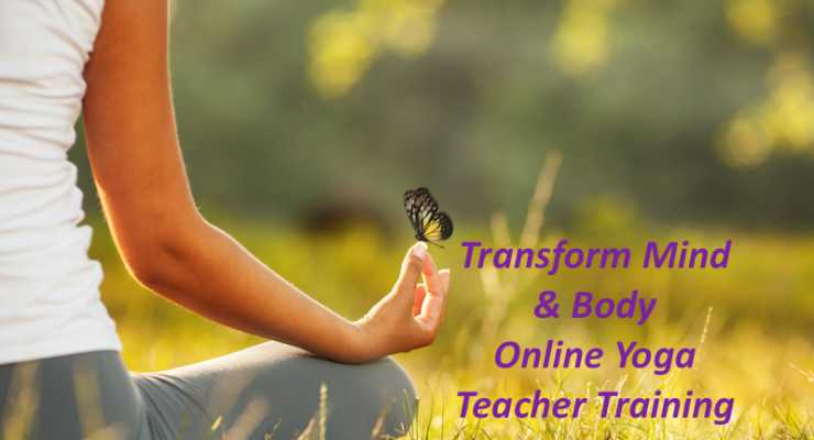 My Yoga Time Online Teacher Training, Level 1 350hrs