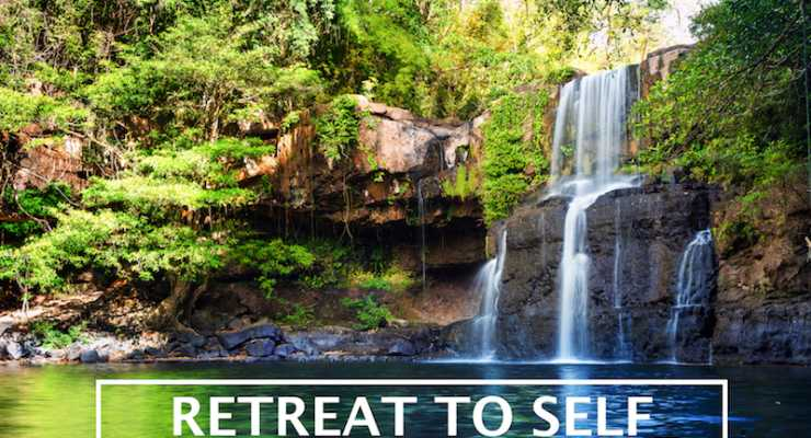 Retreat To Self; Yoga & Meditation