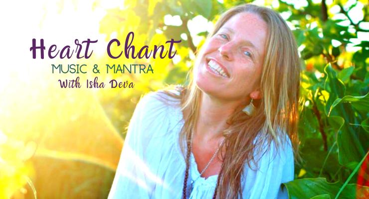 Heart Chant: Music & Mantra