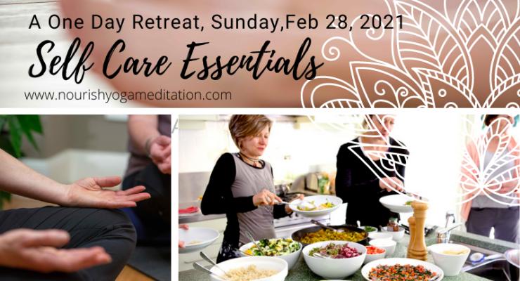 Self Care Essentials - A One Day Retreat