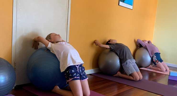 Kids Yoga - Fremantle