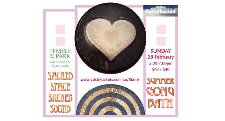 SACRED SPACE : SACRED SOUND : Sunday 28 February