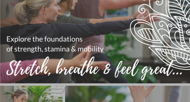 8 Week Yoga Basics Course