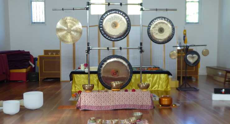 SACRED SOUND SACRED SPACE SOUND HEALING for HOLI FULL MOON