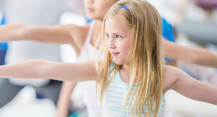Kids Yoga in Maroubra