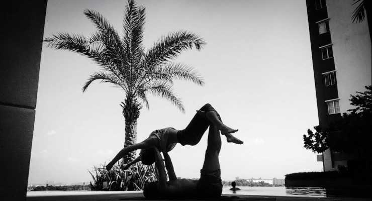 Therapeutic Acroyoga - Fremantle