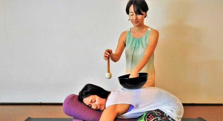 Rest Reset Resonate: Yoga Sound Journey