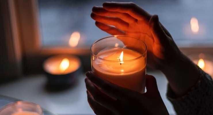 Candlelight Flow & Blindfold Yoga