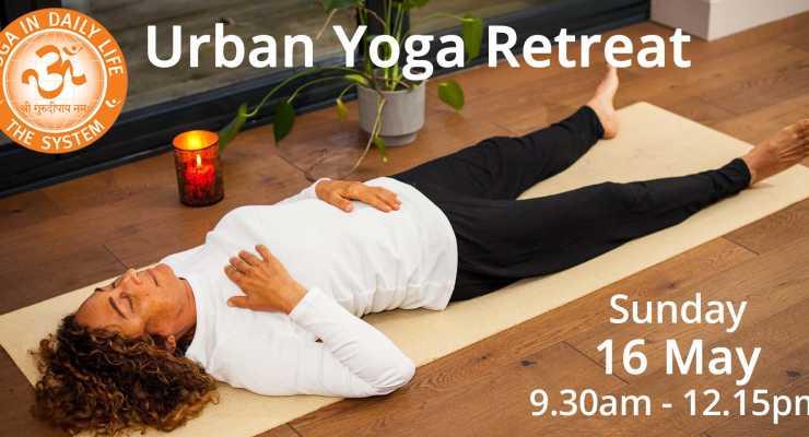 Urban Yoga Retreat in Newstead