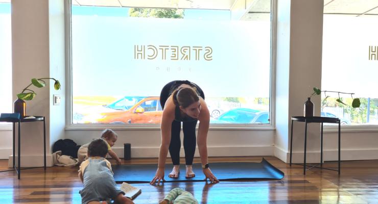 Mini & Me Yoga 8 Week Course
