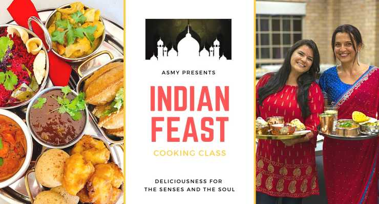 Indian Feast Cooking Class