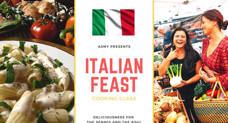 Italian Feast Cooking Class: A Trip To Eataly