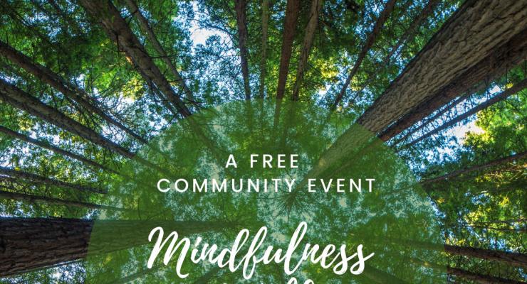 Free community Mindfulness Walk
