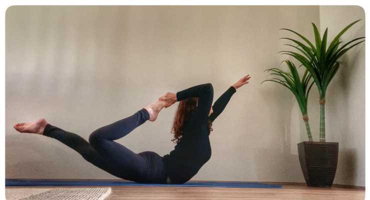 Backbending - Yoga Grooves