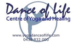 Dance of Life Centre of Yoga and Healing logo