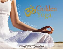 Golden Yoga Studio logo