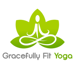 Gracefully Fit Yoga logo