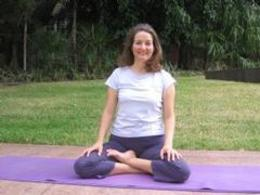 Hatha Yoga with Maria Steiner logo