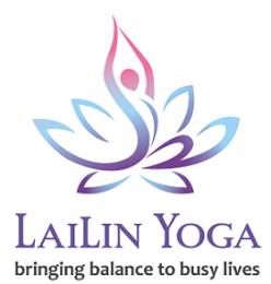 LaiLin Yoga logo