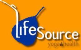 Life Source Yoga and Health logo