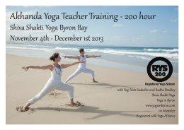 Shiva Shakti Yoga in Byron logo