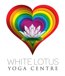White Lotus Yoga Centre logo