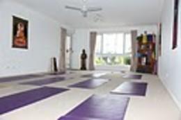 Yoga at Runaway Bay logo