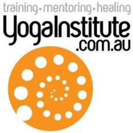 Yoga Institute logo