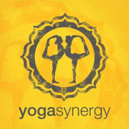 Yoga Synergy - Newtown logo