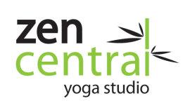 Zen Central Yoga Studio logo