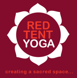 Red Tent Yoga logo