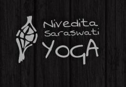 Nivedita Saraswati logo