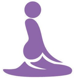 Avirit Yoga and Wellbeing centre logo