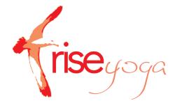 Rise Yoga logo