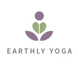 Rebecca Brook - Earthly Yoga logo