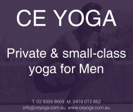 CE YOGA & Massage for Men ~ Sexological Bodywork Practitioners logo