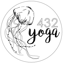 432 Yoga logo